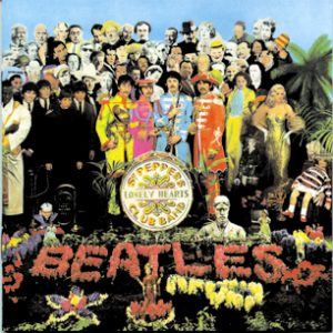The Beatles   Sgt. Peppers Lonley Hearts Club Band