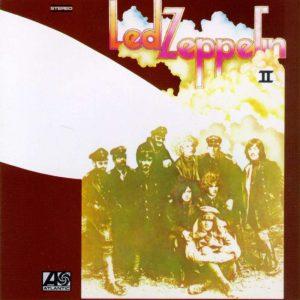 Led Zeppelin II - Album cover