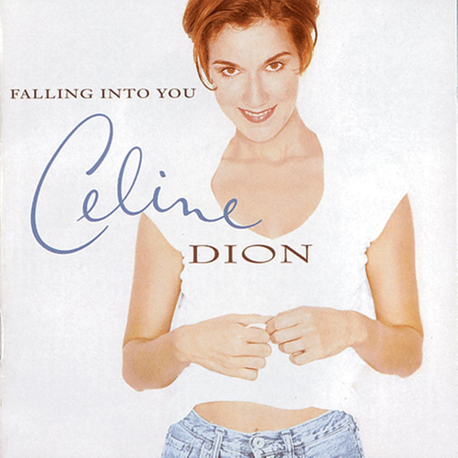 Celine Dion Falling Into You Album Cover