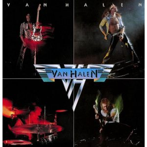 Van Halen cover art